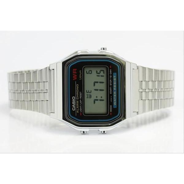CASIO カシオ A-159W-N1D 腕時計 ウォッチ メンズ レディース|the-hacienda|02
