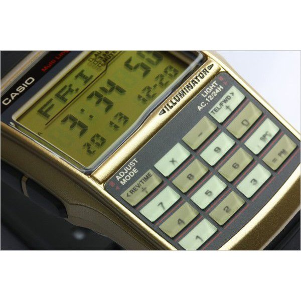 CASIO カシオ データバンク 腕時計 DBC-32C-1B 海外モデル|the-hacienda|02