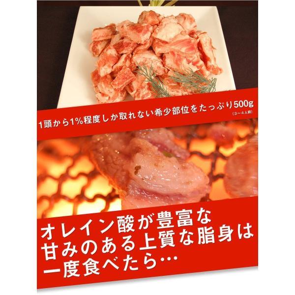 イベリコ豚 中落ち カルビ 500g|the-nikuya|02