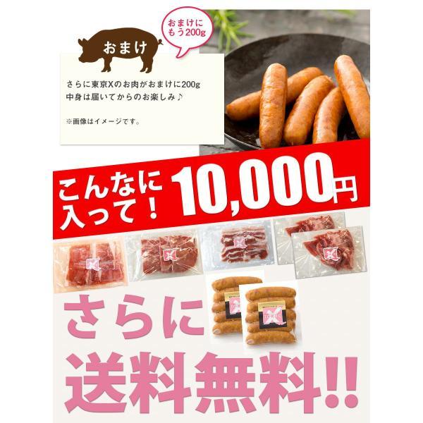 送料無料 TOKYO X 食べつくしセット 1.6kg 幻の豚肉 東京X トウキョウエックス 豚肉 肩ロース バラ肉 モモ肉 切り落とし 更におまけに200g|the-nikuya|08