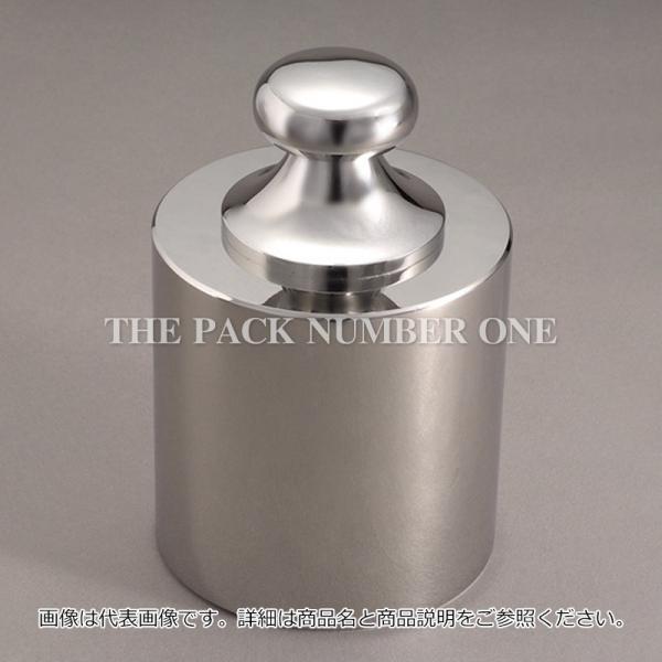基準分銅型円筒分銅(F2CSB-2K:2kg)F2級(1級)分銅(非磁性ステンレス)