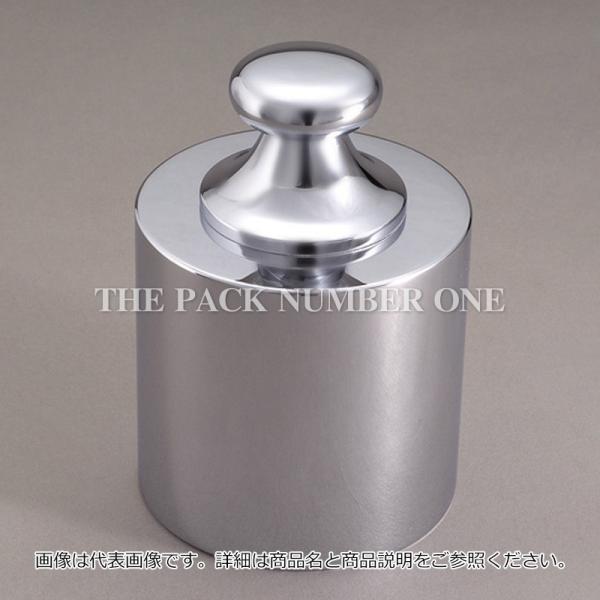 基準分銅型円筒分銅(M2CBB-1K:1kg)M2級(3級)分銅(黄銅クロムメッキ)
