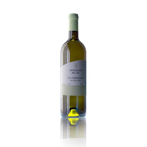 「ベツレヘムの星」パレスチナ自治区産 白ワイン 2017年(オーガニック) the-sacred-wine