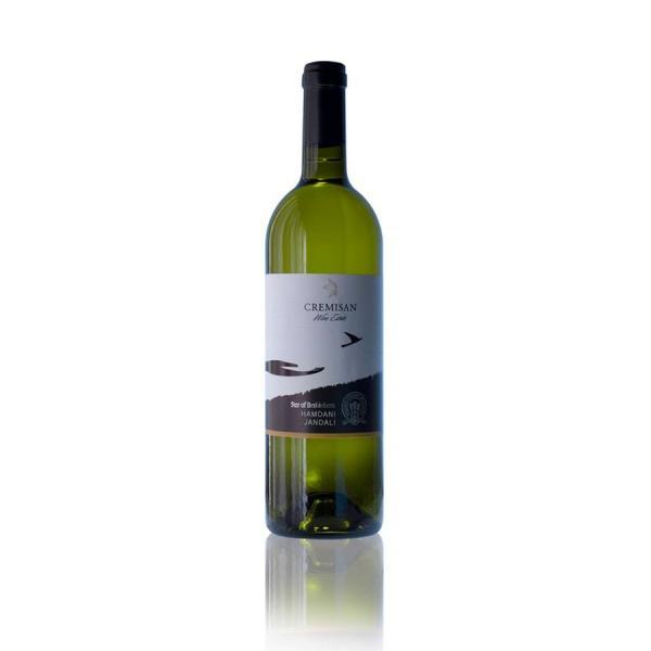 「ベツレヘムの星シリーズ ハムダニ・ジャンダリ」パレスチナ自治区産 白ワイン 2017年(オーガニック)|the-sacred-wine
