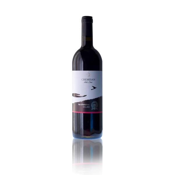 「ベツレヘムの星シリーズ バラディ」赤 2015年|the-sacred-wine