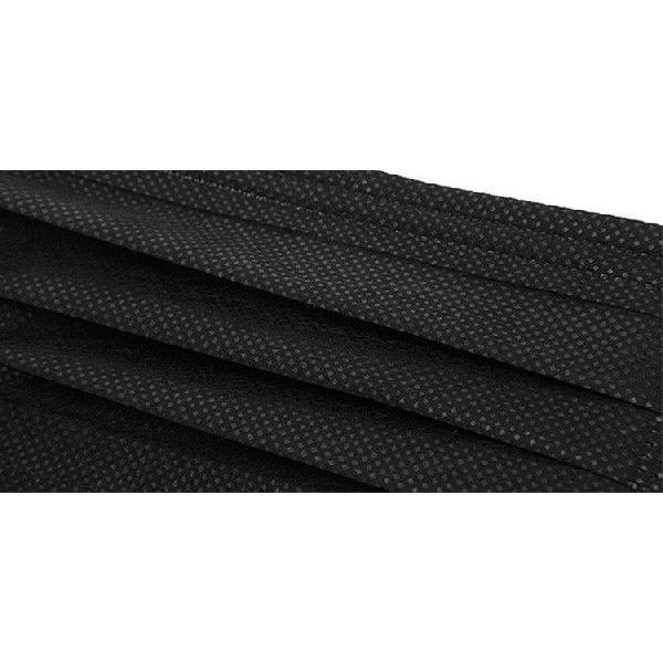 まとめ割  メール便対応  3枚入り 使い捨て活性炭入り三層 黒マスク竹炭  花粉 ブラック マスク クロ韓国 ファッション|thebest|05