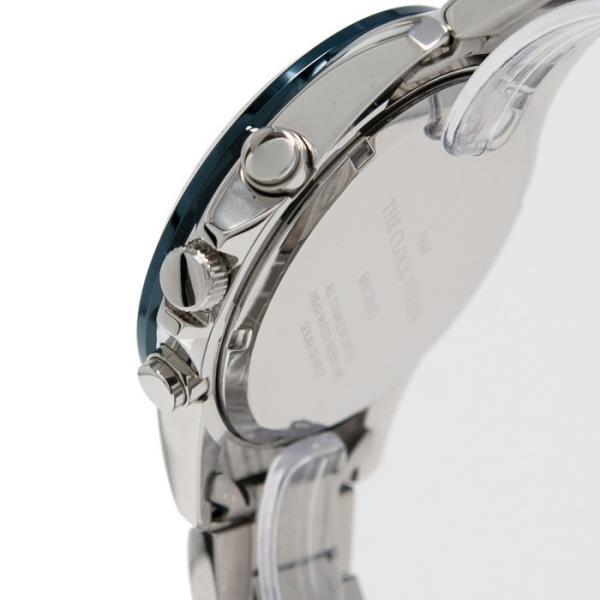 ザ・クロックハウス MBC1003-BK6A ビジネスカジュアル メンズ 腕時計 ソーラー ステンレス ネイビー メタル クロノグラフ ブラック 雑誌掲載|theclockhouse-y|04