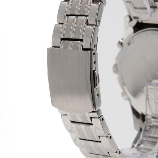 ザ・クロックハウス MBC1003-BK6A ビジネスカジュアル メンズ 腕時計 ソーラー ステンレス ネイビー メタル クロノグラフ ブラック 雑誌掲載|theclockhouse-y|06