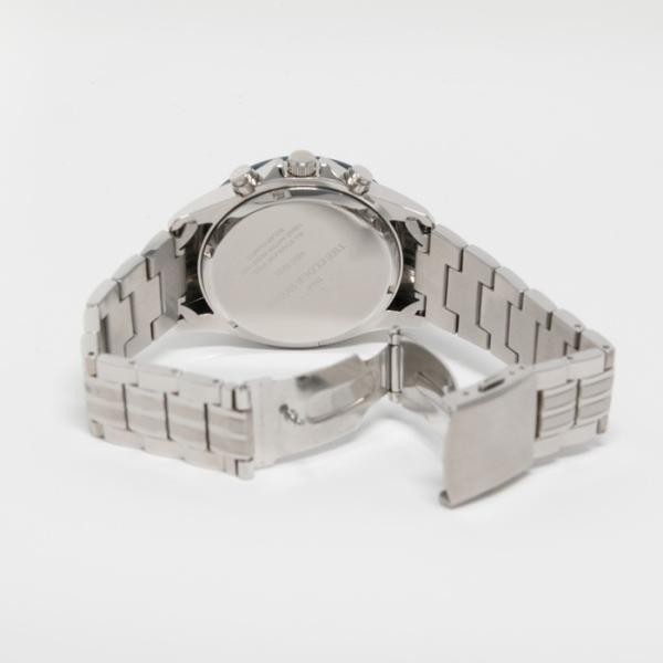 ザ・クロックハウス MBC1003-BK6A ビジネスカジュアル メンズ 腕時計 ソーラー ステンレス ネイビー メタル クロノグラフ ブラック 雑誌掲載|theclockhouse-y|08