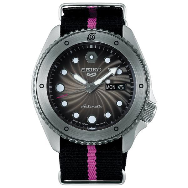 12月11日発売/予約 セイコー 5スポーツ NARUTO & BORUTO ナルト&ボルト コラボレーション 限定 ボルト SBSA087 メンズ 腕時計 メカニカル 日本製 theclockhouse-y 02