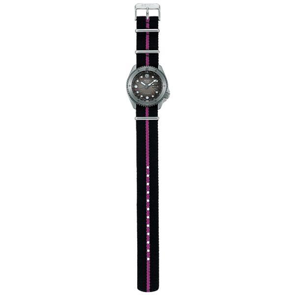 12月11日発売/予約 セイコー 5スポーツ NARUTO & BORUTO ナルト&ボルト コラボレーション 限定 ボルト SBSA087 メンズ 腕時計 メカニカル 日本製 theclockhouse-y 11
