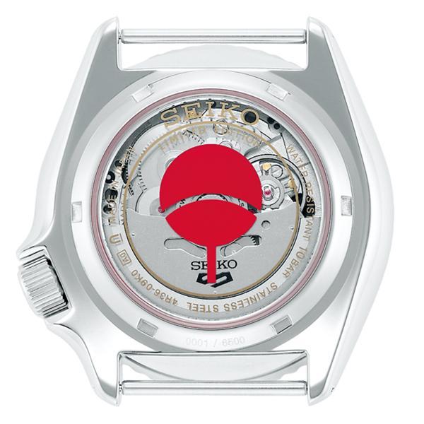12月11日発売/予約 セイコー 5スポーツ NARUTO & BORUTO ナルト&ボルト コラボレーション 限定 サラダ SBSA089 メンズ 腕時計 メカニカル 日本製|theclockhouse-y|04