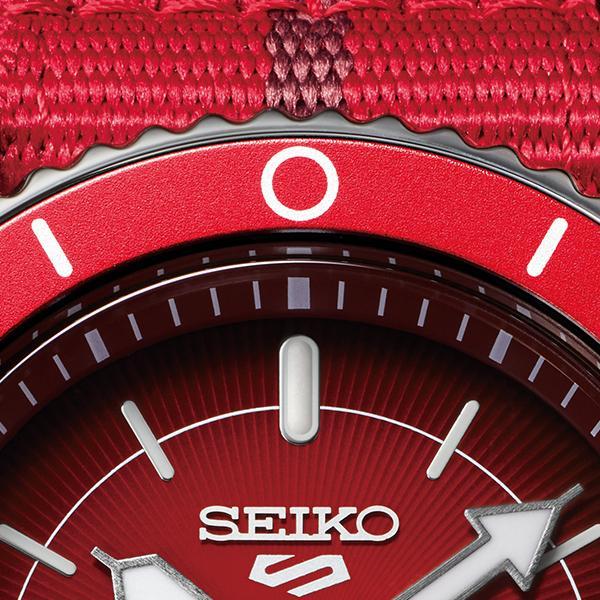 12月11日発売/予約 セイコー 5スポーツ NARUTO & BORUTO ナルト&ボルト コラボレーション 限定 サラダ SBSA089 メンズ 腕時計 メカニカル 日本製|theclockhouse-y|05
