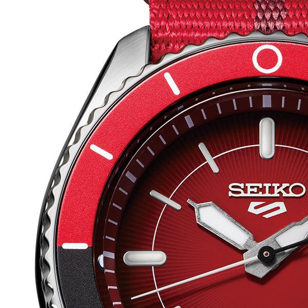 12月11日発売/予約 セイコー 5スポーツ NARUTO & BORUTO ナルト&ボルト コラボレーション 限定 サラダ SBSA089 メンズ 腕時計 メカニカル 日本製|theclockhouse-y|08