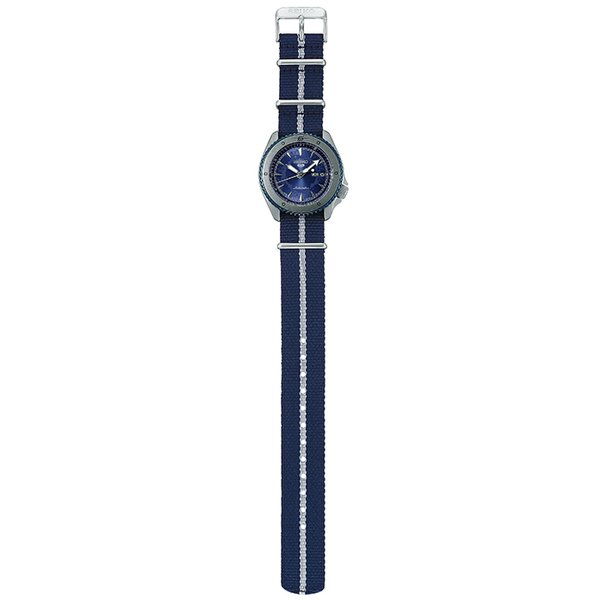 12月11日発売/予約 セイコー 5スポーツ NARUTO & BORUTO ナルト&ボルト コラボレーション 限定 サスケ SBSA091 メンズ 腕時計 メカニカル 日本製 theclockhouse-y 11