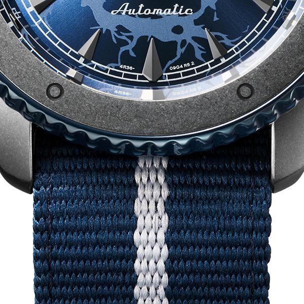 12月11日発売/予約 セイコー 5スポーツ NARUTO & BORUTO ナルト&ボルト コラボレーション 限定 サスケ SBSA091 メンズ 腕時計 メカニカル 日本製 theclockhouse-y 09