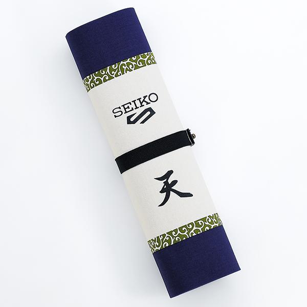 12月11日発売/予約 セイコー 5スポーツ NARUTO & BORUTO ナルト&ボルト コラボレーション 限定 ロック・リー SBSA095 メンズ 腕時計 メカニカル 日本製|theclockhouse-y|15