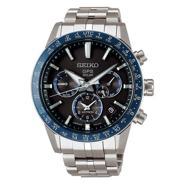 セイコー アストロン 5Xシリーズ SBXC001 メンズ 腕時計 ソーラー GPS 電波 チタン ブラック|theclockhouse|02