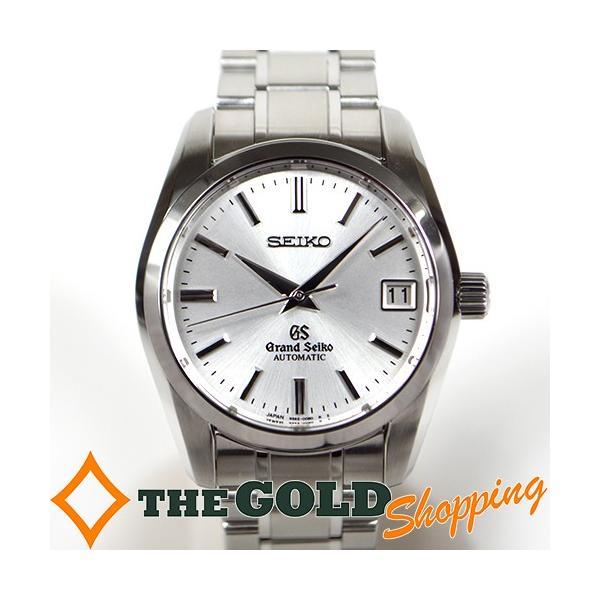 セイコー / SEIKO : グランドセイコー オートマチック SBGR051 時計 腕時計 メンズ[男性用] 中古 【中古】