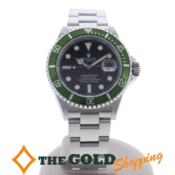 the latest 50519 d928d ロレックス / ROLEX : サブマリーナー グリーンベゼル 緑サブ F ...