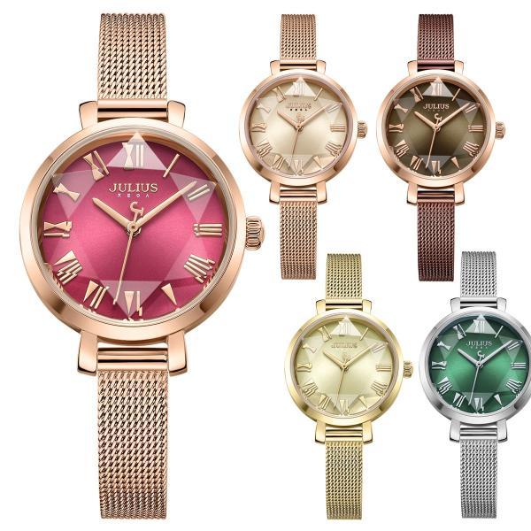 official photos 04295 bded3 正規品 レディース 腕時計 ブランド かわいい JULIUS ユリウス 箱無し メール便 JA-1019