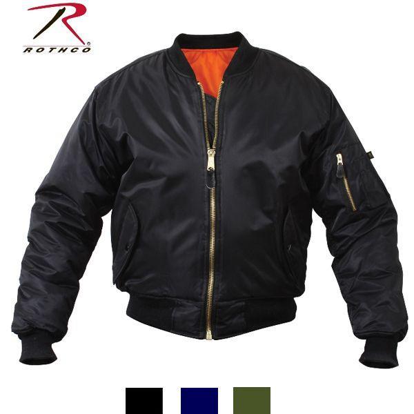 ロスコ キッズMA-1フライトジャケットROTHCO Kids MA-1 Flight Jackets【子供用】(3色)|thelargestselection