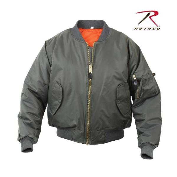 ロスコ キッズMA-1フライトジャケットROTHCO Kids MA-1 Flight Jackets【子供用】(3色)|thelargestselection|02