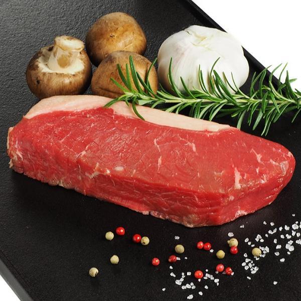 免疫力UP!【送料無料】ステーキ肉 サーロインブロック1kg バーベキュー 牛肉 ローストビーフや厚切りステーキ肉・塊肉 送料無料 themeatguy 03