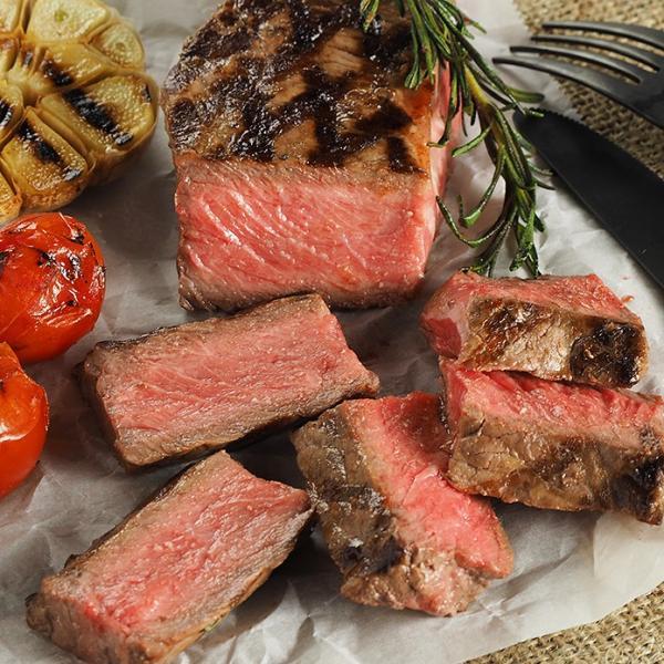 ステーキ肉 厚切り サーロインステーキ グラスフェッドビーフ 270g×10枚+ステーキスパイス120g(送料無料)/バーベキューセット バーベキュー|themeatguy|02