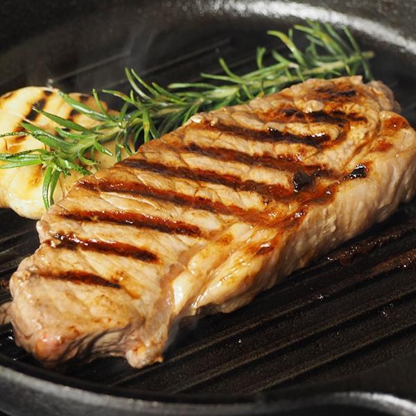 ステーキ肉 厚切り サーロインステーキ グラスフェッドビーフ 270g×10枚+ステーキスパイス120g(送料無料)/バーベキューセット バーベキュー|themeatguy|05