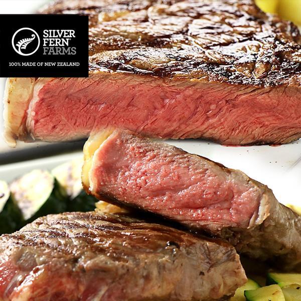 ステーキ肉 2枚 セット 食べ比べ 赤身 ニュージーランド産ステーキ食べ比べセット(サーロインとリブロース)グラスフェッドビーフ 牧草牛-SET907