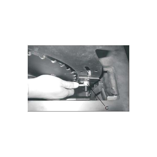 Steel City 10インチキャビネット テーブルソー ... - ザ・木工機械