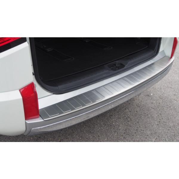 新型 デリカ D5 D:5 リアバンパーステップガード 1P 車体保護ゴム付き 選べる2色 スタンダードグレード専用 予約 /10月10日頃入荷予定|thepriz|05