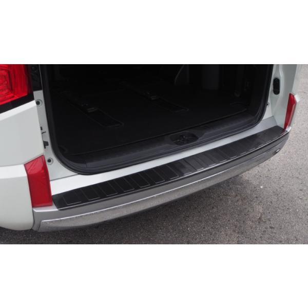 新型 デリカ D5 D:5 リアバンパーステップガード 1P 車体保護ゴム付き 選べる2色 スタンダードグレード専用 予約 /10月10日頃入荷予定|thepriz|09