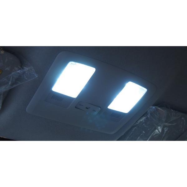 デミオ DJ LED ルームランプ 高輝度 3chip 194発 ホワイト マツダ DEMIO アクセサリー カスタム パーツ 内装|thepriz|05