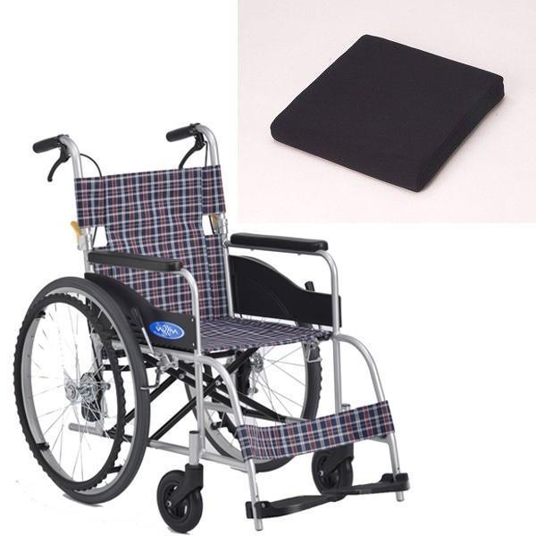 クッション付き+日進製NEO-1(ネオ1)お得なセット・車椅子専用セラピークッション付 therapy-shop