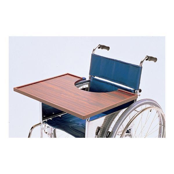 オプション 車椅子用テーブル(大)(日進医療器専用)