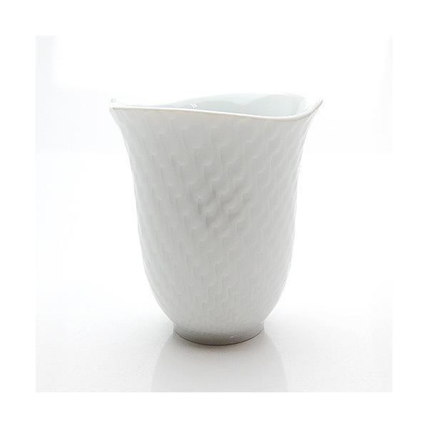 RoomClip商品情報 - マイセン マグカップ ビーカー 波の戯れ ホワイト  陶磁器製  Meissen