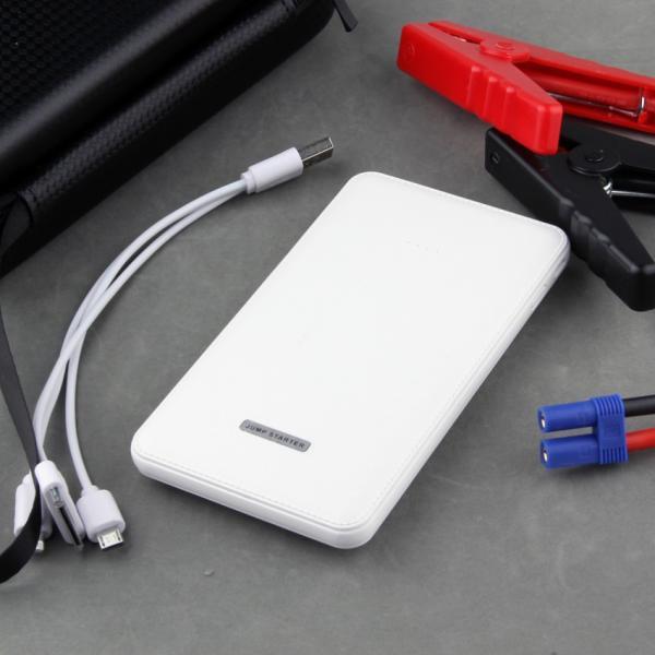 ジャンプスターター 自動車と携帯電話の応急電源 12V車用 5400mAh タブレットPCとLED懐中電灯付き 大容量 改良版 日本語マニュアル付き 一年保証付き|thnlight|04