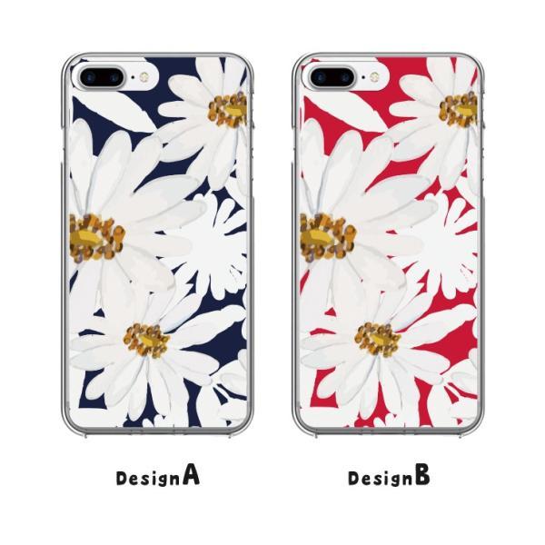 iPhone11 Pro Max X XSMax XR ハードケース カバー ケース Xperia XZ galaxyS9 花柄 フラワー オトナ可愛い|three-o-one|02