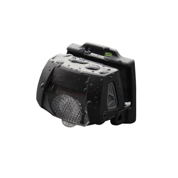 代引不可 Beruf  BHL-L07DB LED 防水ヘッドライト 200LM 電池式