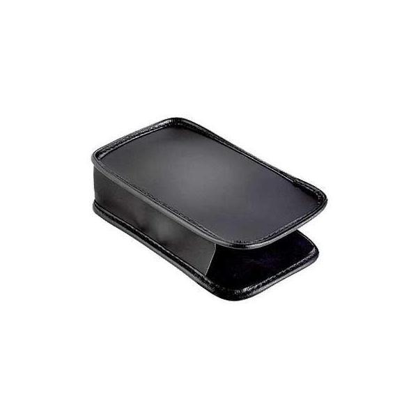 エッシェンバッハ レンズブラックレザーケース (ブラックルーペ2655-750用) 2855-750同梱・代引不可
