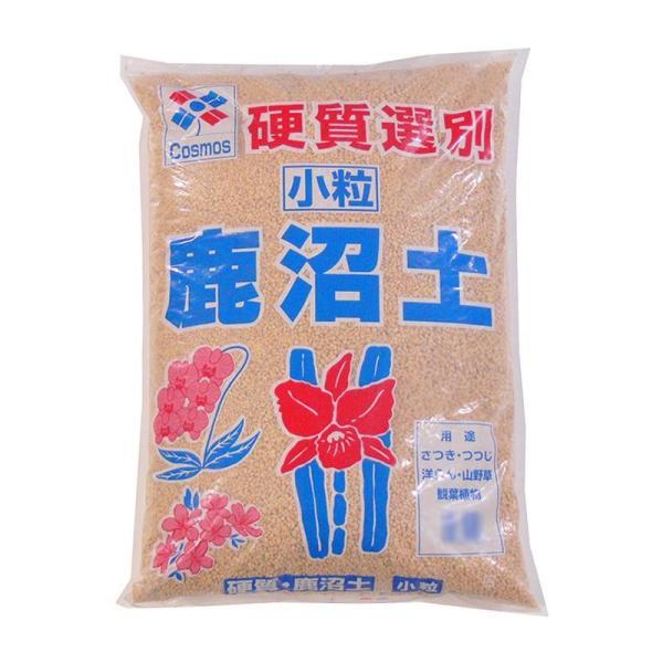 あかぎ園芸 選別鹿沼土 小粒 18L 4袋同梱・代引不可