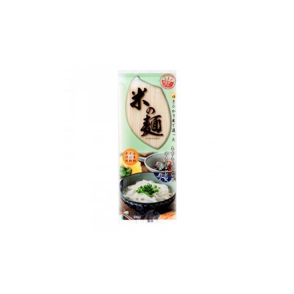 ゆきひかり米で造った 米の麺 180g 12袋入同梱・代引不可