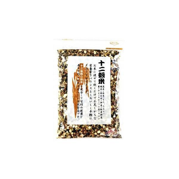 鳥志商店 十二穀米(500g) JN-20同梱・代引不可