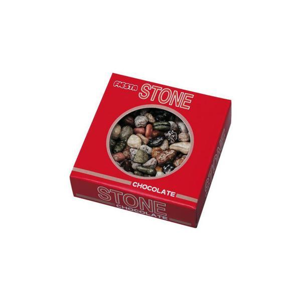 フィエスタ ストーンチョコ(プラ容器セット) 100g 20セット 006008同梱・代引不可
