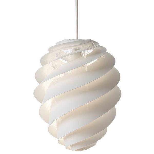 代引不可/LE KLINT(レ・クリント) Swirl 2 Small WH/スワール 2スモール ホワイト KP1312S WH/代引不可 three-s7777