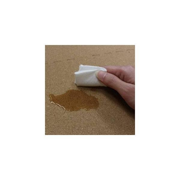 代引不可/やさしいコルクマット 約6畳(108枚入)本体&サイドパーツセット レギュラーサイズ(30cm×30cm) 〔ジョイントマット クッションマット .../代引不可|three-s7777|03