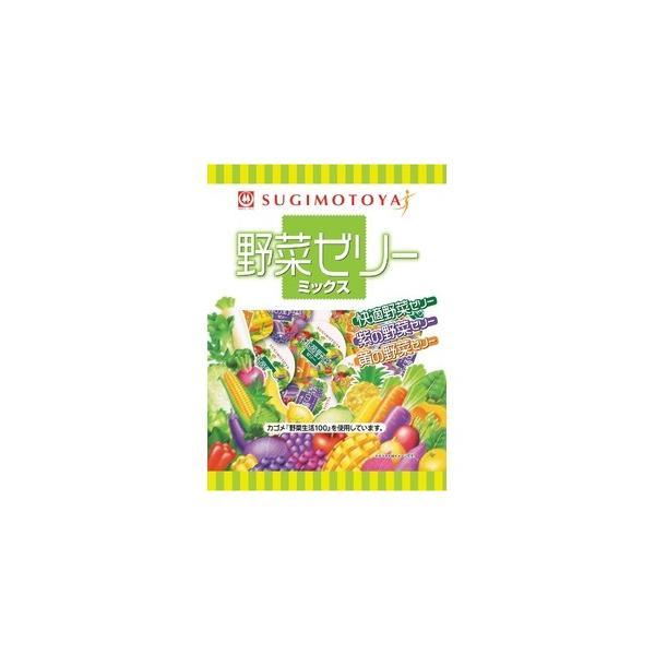 代引不可/野菜ゼリーミックス 8袋セット/代引不可|three-s7777