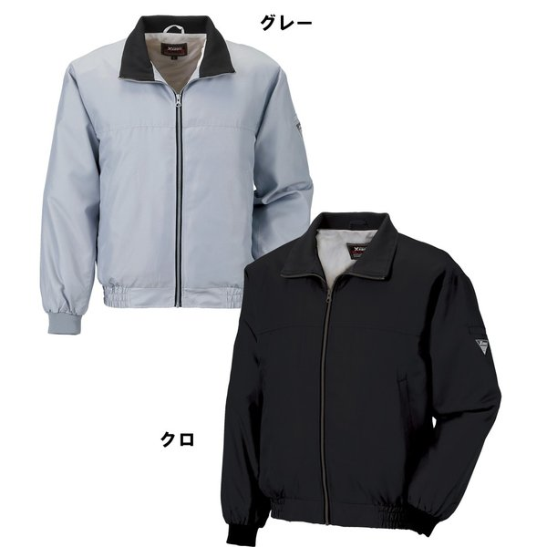 ジーベック 282 軽防寒ブルゾン 作業服 お取り寄せ 282|threetop-work|05